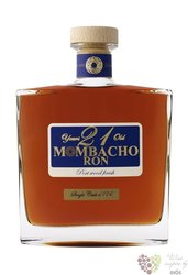 "Mombacho "" Port cask finished "" aged 21 years Nicaraguan rum 43% vol.0.70 l"