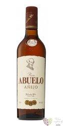 "Abuelo "" Aňejo reserva especial "" aged 5 years Panamas rum 40% vol.  1.00 l"