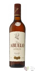 "Abuelo "" Aňejo reserva especial "" aged 5 years Panamas rum 40% vol.     0.20 l"