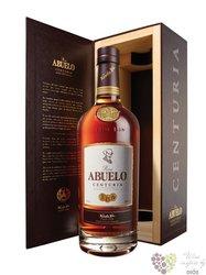 "Abuelo "" Reserva Centuria de la Famillia "" aged 30 years Panamas rum 40% vol.  0.70 l"