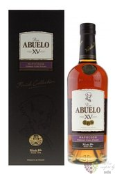 "Abuelo xv finish collection "" Napoleon cognac "" Panamas rum 40% vol.  0.70 l"