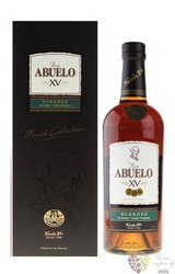 "Abuelo xv finish collection "" Oloroso sherry "" Panamas rum 40% vol.  0.70 l"