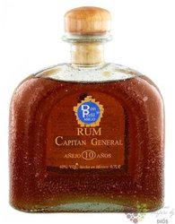 "Capitan General "" Aňejo 10 aňos "" Mexican rum aged 10 years 40% vol.    0.70 l"