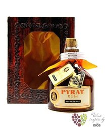"Pyrat 2011 "" XO Reserve book "" limited collection rum of Anquila 40% vol.    0.70 l"