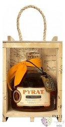 "Pyrat "" XO Reserve ed.2018 "" unique Anquila rum 40% vol.  0.70 l"