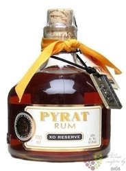 "Pyrat "" XO Reserve "" unique rum of Anquila 40% vol.   0.375 l"