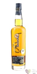 Cap Savanna aged 3 years rum of Reunion 43% vol.    0.70 l
