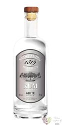 "st.Aubin "" Blanc "" strong plain rum of Mauritius 50% vol.  0.70 l"