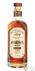 """st.Aubin """" Vanilla """" flavored rum of Mauritius 40% vol.   0.70 l"""