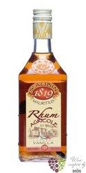 """st.Aubin """" Vanilla """" flavored rum of Mauritius 40% vol.   0.50 l"""
