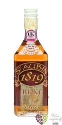 "st.Aubin "" Natural Spices "" flavored rum of Mauritius 40% vol.  0.50 l"