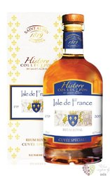 "st.Aubin 2015 "" History collection Isle de France "" rum of Mauritius 40% vol.  0.70 l"