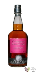 "Bristol Classic "" Caribbean Collection "" aged demerara rum of British Guyana 40% vol.    0.70l"