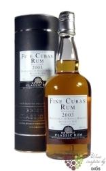 "Bristol Classic "" Cuba "" 2003 fine Cuban rum 43% vol.    0.70 l"