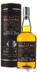 "Bristol classic "" FourSquare "" 2003 aged rum Barbados 40% vol.  0.70 l"