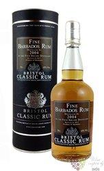 "Bristol classic "" FourSquare "" 2004 aged rum Barbados 40% vol.  0.70 l"