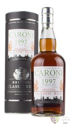 """Bristol Classic """" Caroni """" 1997 bott. 2015 aged rum of Trinidad & Tobago 46% vol.  0.70 l"""