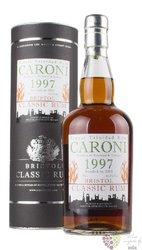 "Bristol classic "" Caroni "" 1997 aged 18 years rum of Trinidad & Tobago 46% vol. 0.70 l"