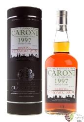 """Bristol Classic """" Caroni """" 1997 bott. 2016 aged rum of Trinidad & Tobago 43% vol.  0.70 l"""