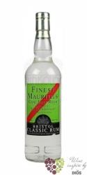 """Bristol Classic """" Mauritius """" white cane juice rum of Mauritius 43% vol.    0.70 l"""