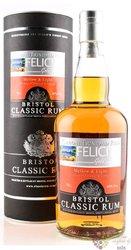 """Caroni Felicite Gold """" Bristol """" unique Trinidad & Tobago rum 40% vol.  0.70 l"""