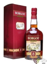 "Borgoe "" Grand Reserve "" aged 8 years rum of Suriname 40% vol.    0.70 l"