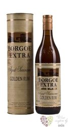 "Borgoe 2000 "" Extra "" blend golden rum of Suriname 40% vol.    0.70 l"