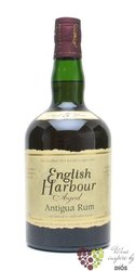 English Harbour aged 5 years premium rum of Antigua 40% vol.    0.70 l