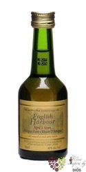 English Harbour aged 5 years premium rum of Antigua 40% vol.  0.05 l