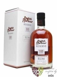 "English Harbour "" Reserve "" aged 10 years rum of Antigua 40% vol.    0.70 l"