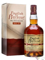 "English Harbour small batch no.001 "" Sherry cask finish "" rum of Antigua 46% vol.  0.70 l"