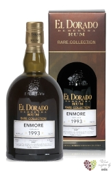 "El Dorado rare collection 1993 "" Enmore "" unique rum of Guyana 56.5% vol.  0.70l"