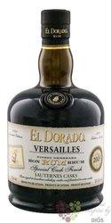 """El Dorado rare collection 1996 """" Enmore """" unique rum of Guyana 57.2% vol. 0.70l"""