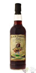 "Black Jamaica "" Spiced "" flavored Jamaican rum 35% vol.    0.70 l"