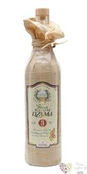"Dzama vieux "" la Rhumerie "" aged 3 years rum of Madagaskar 52% vol.   0.70 l"