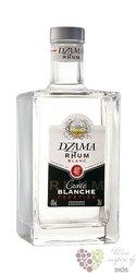 "Dzama prestige "" cuvée Blanché "" white rum of Madagaskar 40% vol.    0.70 l"