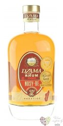 "Dzama prestige "" Nosy Be Ambre 104 "" gold rum of Madagaskar 52% vol.    0.70 l"