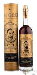 "Cristobal 2007 "" St.Maria "" vintage Dominican rum 46% vol.  0.70 l"