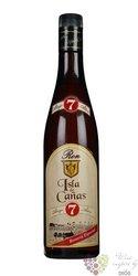 """Ron Isla de Canas """" Reserva Especial Aňejo """" aged 7 years The Panamas rum 40% Vol.     0.70 l"""