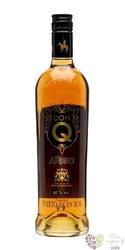 """Serrallés Don Q  """" Aňejo """" aged Puerto Rican rum 40% vol.   0.70 l"""