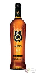 "Serrallés Don Q 2005 "" Signature release "" aged single barrel Puerto Rican rum 40% vol.   0.70 l"