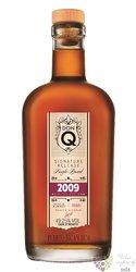 """Serrallés Don Q 2009 """" Signature release """" aged single barrel Puerto Rican rum 49.25% vol.  0.70 l"""