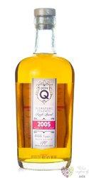 "Don Q 2005 "" Signature release "" aged single barrel Puerto Rican rum 40% vol.  0.70 l"