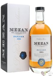 "Mezan Single distilery 2006 "" Don Jose "" aged Panamas rum by Pietro Ghilardi 40% vol.   0.70 l"