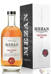 "Mezan Single distilery 2007 "" Spirimonde "" Trinidad   by Pietro Ghilardi 46% vol. 0.70 l"
