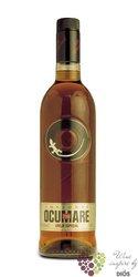 "Ocumare "" Aňejo especial "" aged rum of Venezuela 40% vol.  0.70 l"