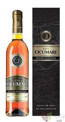 """Ocumare """" Edicion reservada """" aged 12 years rum of Venezuela 40% vol.  0.70 l"""