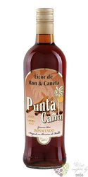 "Punta Caňa "" Ron & Canela "" flavored Colombian rum 20% vol.    0.70 l"