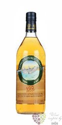 "Conch republic "" Knockemdown "" golden rum of American Virginia islands 50% vol.1.00 l"