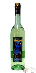 "Cruzan "" Jankanu "" flavored rum of American Virginia Islands 35% vol.  0.70 l"